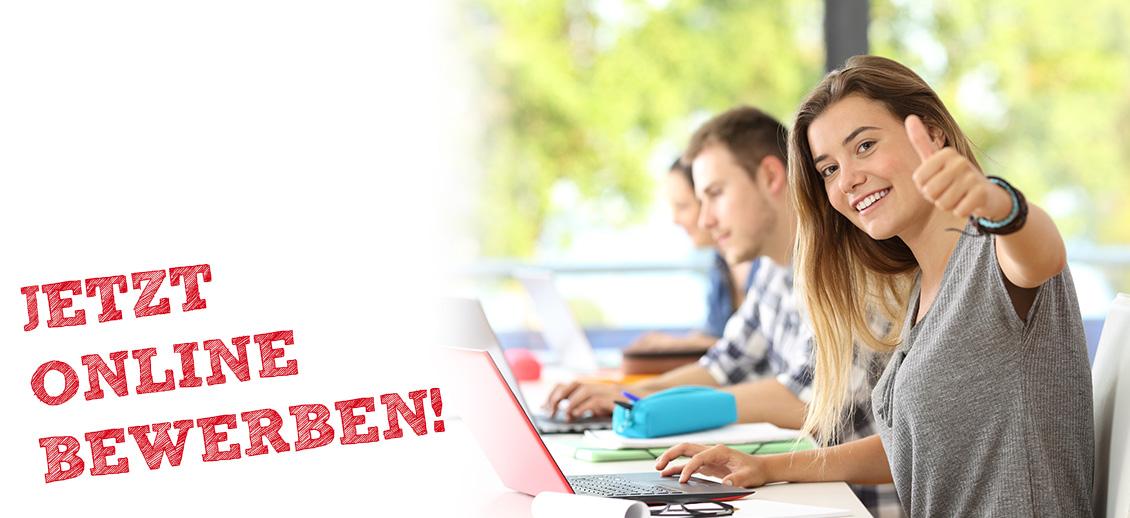 Starte deine Karriere bei DEWEtech.de