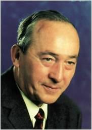 Hubert Weyland Portrait