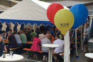 Garmisch-Partenkirchen feiert mit Kunden den 10. Geburtstag