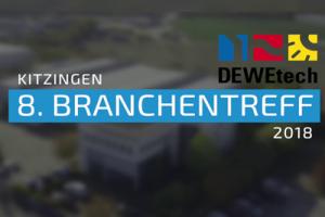 8. Branchentreff in Kitzingen