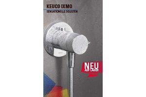 Neu auf Lager: Keuco Ixmo